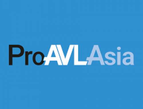 Interfacio in the News: Pro AVL Asia, August 2018