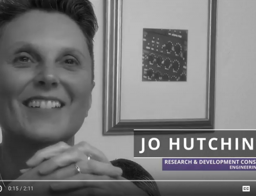 Video: Jo Hutchins, R&D Engineering Recruitment